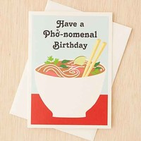 Seltzer Soup Birthday Card