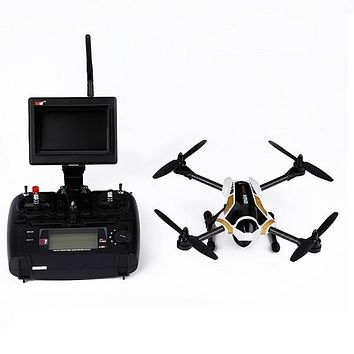 XK X251 FPV quadcopter with 2.0MP Camera and Brushless Motor 6 Axle 3D Flips 2.4GHz drone with X7 Rrmote Controller RTF