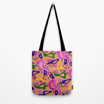 Oh My Hearts and Stars! Tote Bag by Stephen Linhart
