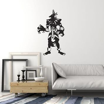 Vinyl Wall Decal Anubis Egyptian Gods Ancient Egypt Room Decoration Stickers Mural (ig6042)