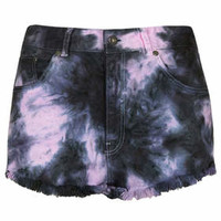 **BUBBA DENIM SHORTS BY THE RAGGED PRIEST