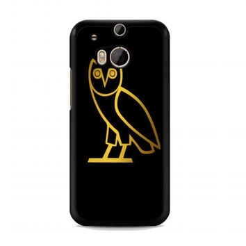 OVOXO Hoodie, Owl For HTC One M8 case