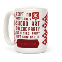 AIN'T NO PARTY LIKE SWORD ART ONLINE PARTY