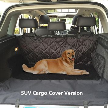 Dual-use Dog car seat cover for SUV
