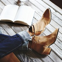 FP Collection Belleville Ankle Boot at Free People Clothing Boutique
