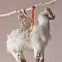 Folklore Flyer Ornament by Anthropologie