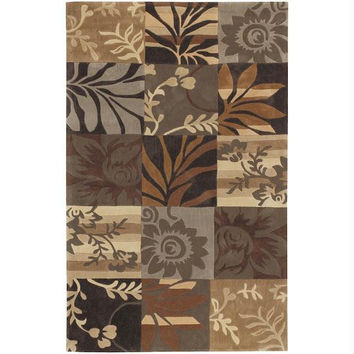 Area Rug - 5' X 8' - Colors Include Bay Leaf