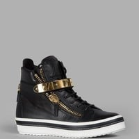 GIUSEPPE ZANOTTI - Sneakers NEW COLLECTION FW15/16