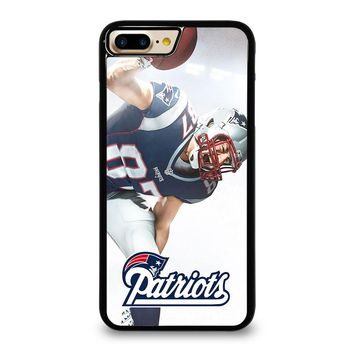 ROB GRONKOWSKI NEW ENGLAND PATRIOTS iPod Touch 6 iPhone 7 Plus Case
