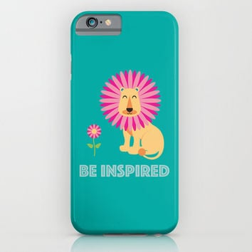 Be Inspired iPhone & iPod Case by Aubergine & Purple