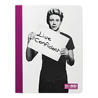 One Direction Limited Edition 1D OD Together Composition Book Niall Confident Purple by Office Depot