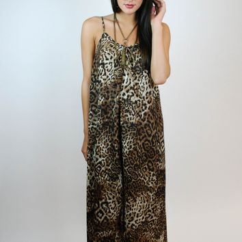 The Resort Maxi - Leopard