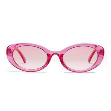 Drop Dead Gorgeous Pink Sunnies