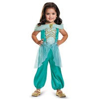 Disney's Aladdin Jasmine Costume - Kids (Blue)