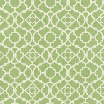 45'' Home Essentials Print Fabric-Lovely Lattice Spring | JOANN