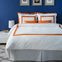 LaCozi Boutique Hotel Collection Persimmon Duvet Cover Set
