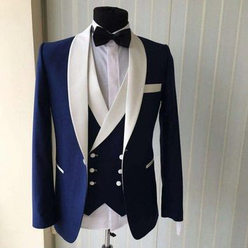 Lapel Men Tuxedos