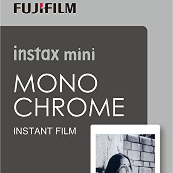 Fujifilm Instax Mini Monochrome Film - 10 Exposures