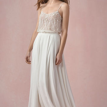Willowby by Watters Ruby 55423 Georgette Bridal Skirt