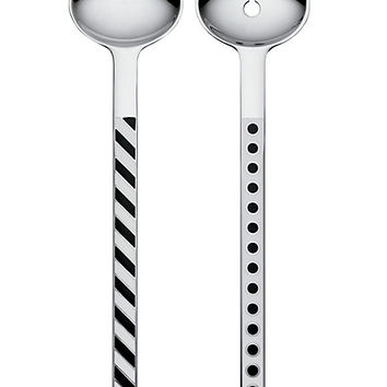 Kate Spade Pierrepont Place Two-Piece Serving Set Stainless ONE