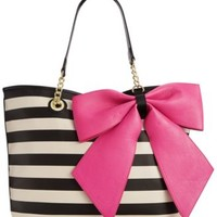Betsey Johnson Macy's Exclusive Tote | macys.com