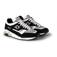 New Balance1500 Suede And Mesh Sneakers|MR PORTER