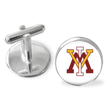 VMI cuff links, Virginia Military Institute inspired cufflinks, gift for men, Stocking stuffer,college logo, grooms gift, gifts for men,guys
