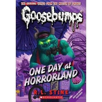 One Day at Horrorland (Goosebumps)