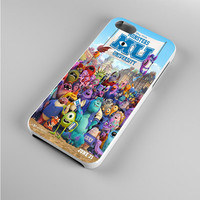 Monster Inc 2 Poster Iphone 5s Case