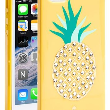 kate spade new york 'pineapple' iPhone 5 & 5s case - Yellow