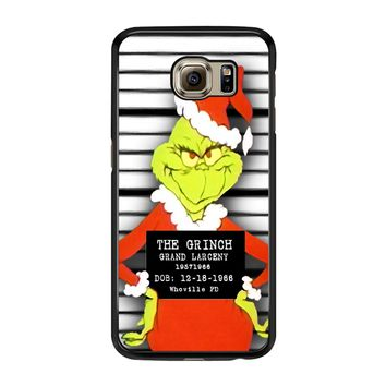 The Grinch Samsung Galaxy S6 Case