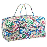 Sleepover Quilted Duffle, Paisley