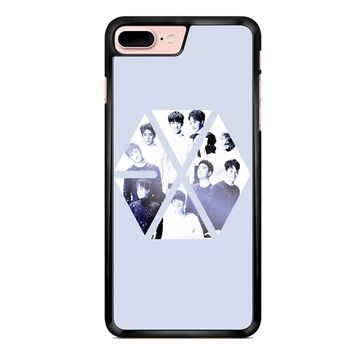 Exo Logo Art Wallpaper iPhone 7 Plus Case