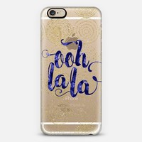 Ooh La La Sparkly iPhone 6s case by Noonday Design | Casetify