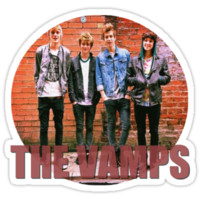 T-Shirt The Vamps
