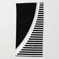 obod v.2 Beach Towel by Trebam