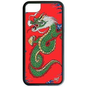 Wildflower - Red Dragon iPhone XS Max Case