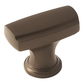 Amerock Highland Ridge Transitional Rectangle Cabinet Knob