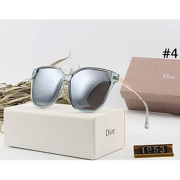 DIOR tide brand female models polarized color film sunglasses #4