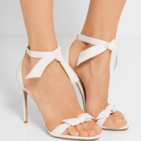 Alexandre Birman - Clarita bow-embellished leather sandals