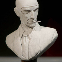 The Spy (TF2) Custom Sculpture