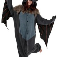 Bat Kigurumi Cushzilla Animal Adult Anime Costume Pajamas Standard