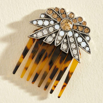 Truth or Moderne Hair Comb | Mod Retro Vintage Hair Accessories | ModCloth.com