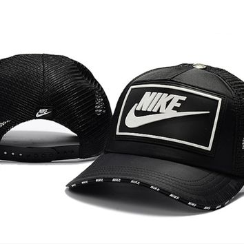 NIKE embroidery Strap Cap Adjustable Golf Snapback Baseball Hat