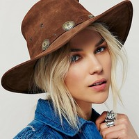 Lily West Hat at Free People Clothing Boutique