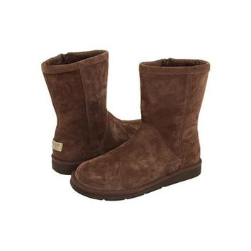 Ugg Boots Cyber Monday Roslynn 1889 Chocolate For Women 88 54