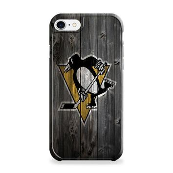 Pittsburgh Penguins (wood) iPhone 6 | iPhone 6S Case