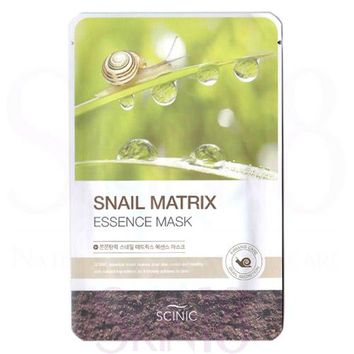 SCINIC Snail Matrix Essence Mask