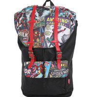 Marvel Double Buckle Rucksack Backpack