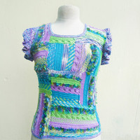 knit shirt. Made to Order in any size with any modifications